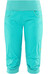 Ocun Noya korte broek turquoise